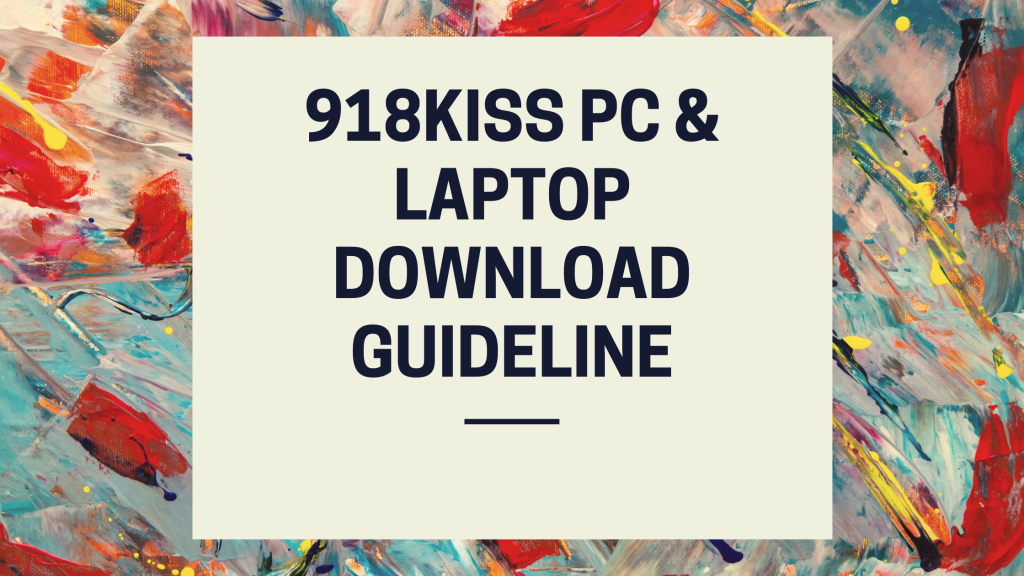 918kiss laptop