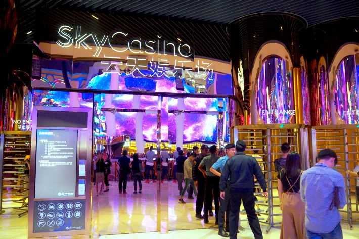 Genting is bouncing back